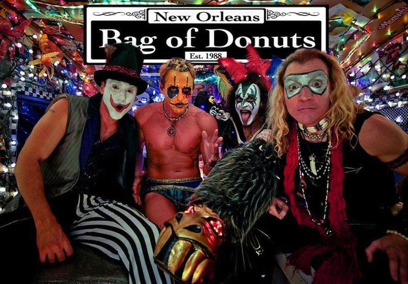 Bag of Donuts 3