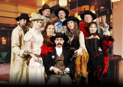 Western Costumed Characters