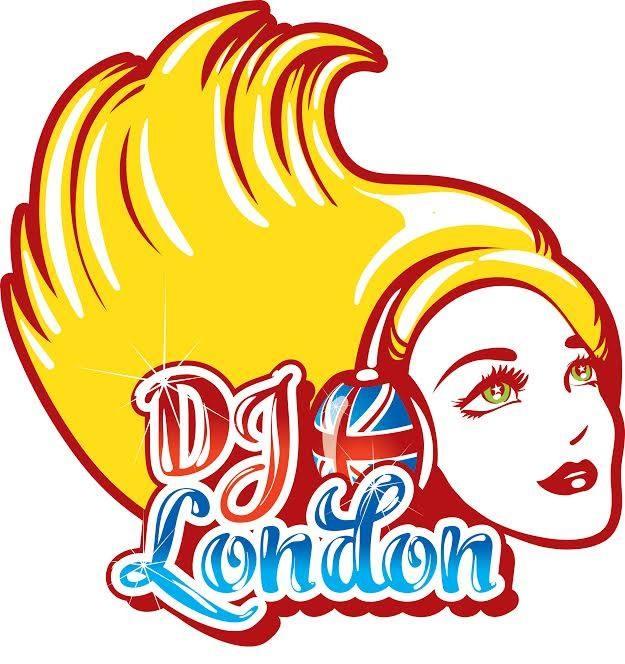 DJ London Logo