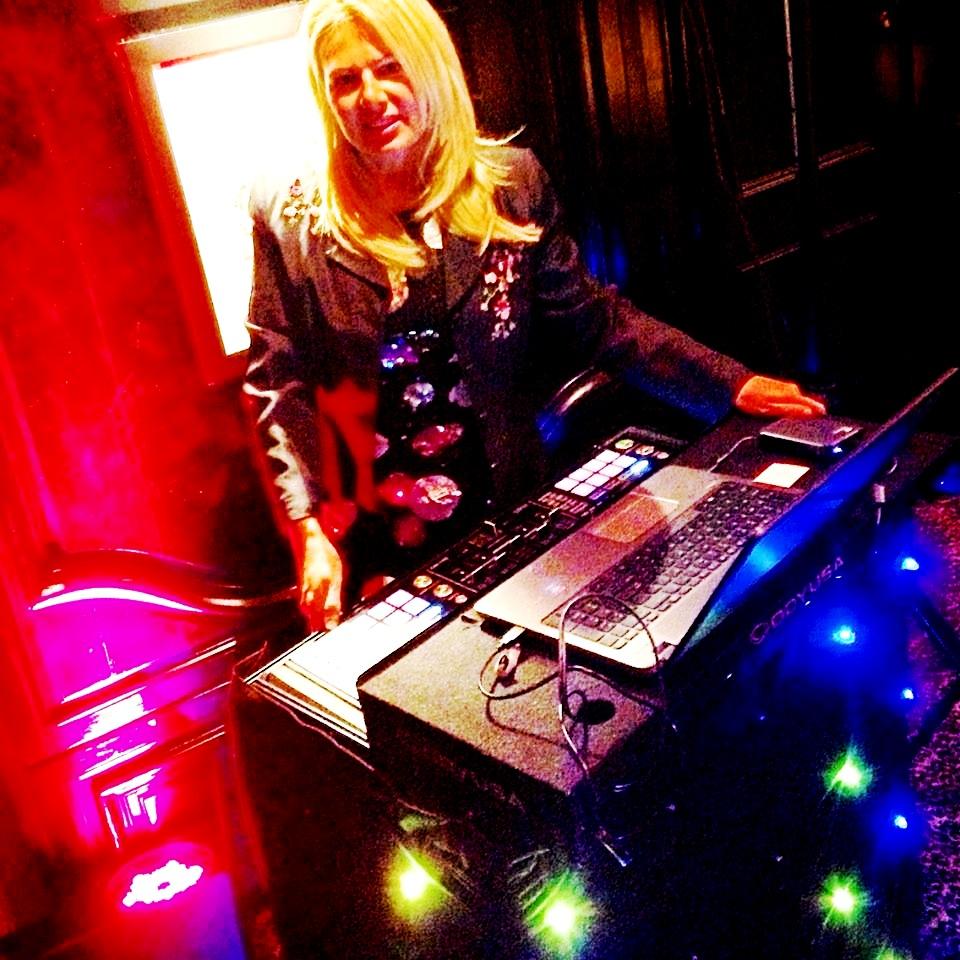 DJ London Sparkly Lights