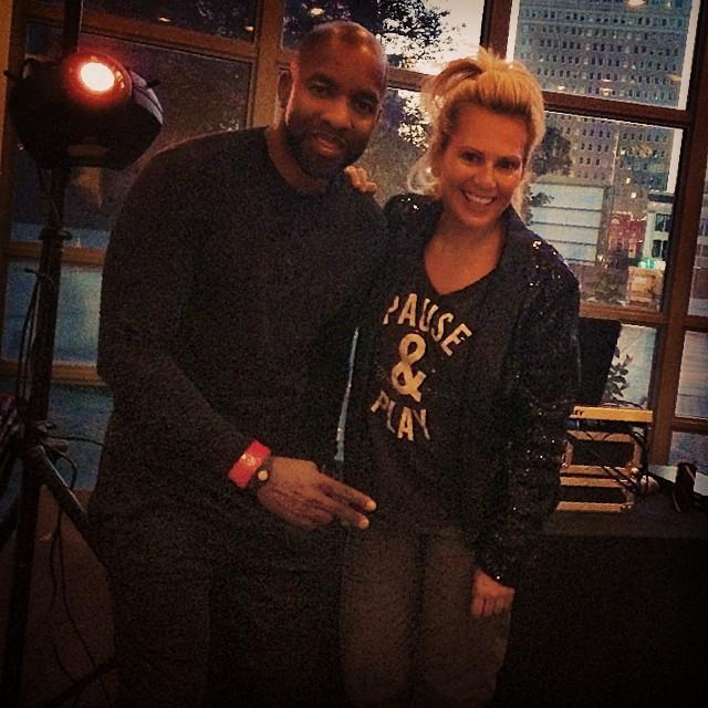 DJ London and MC Gary