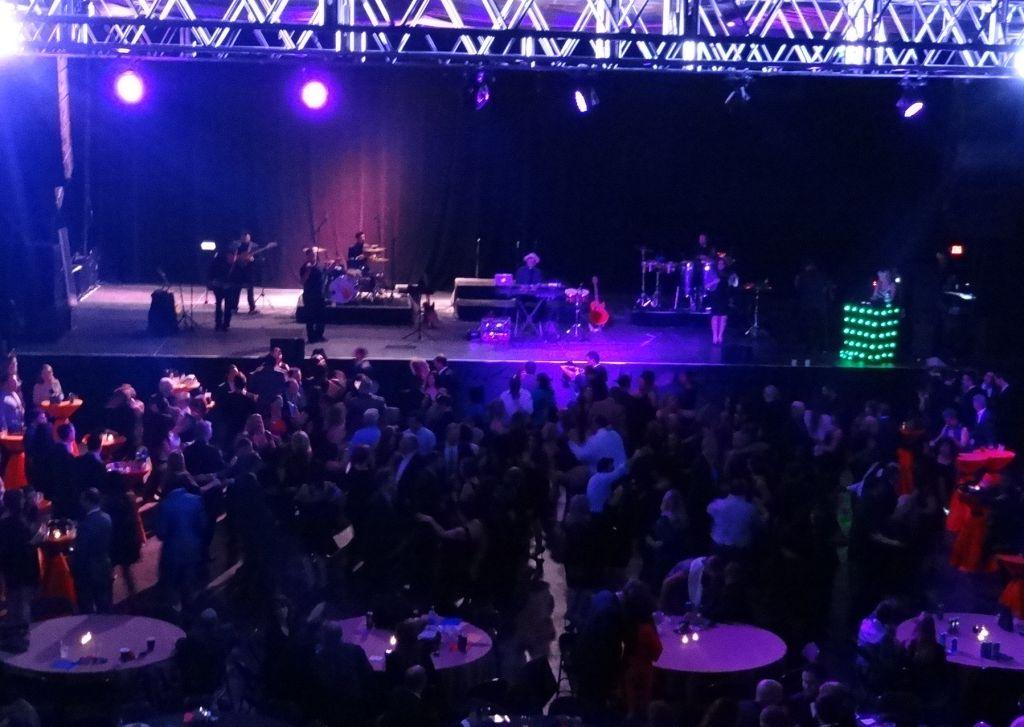 Dance floor DJ London
