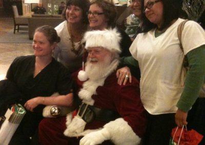 Santa John - Corporate Party