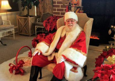 Santa Tom Gibbs HCC