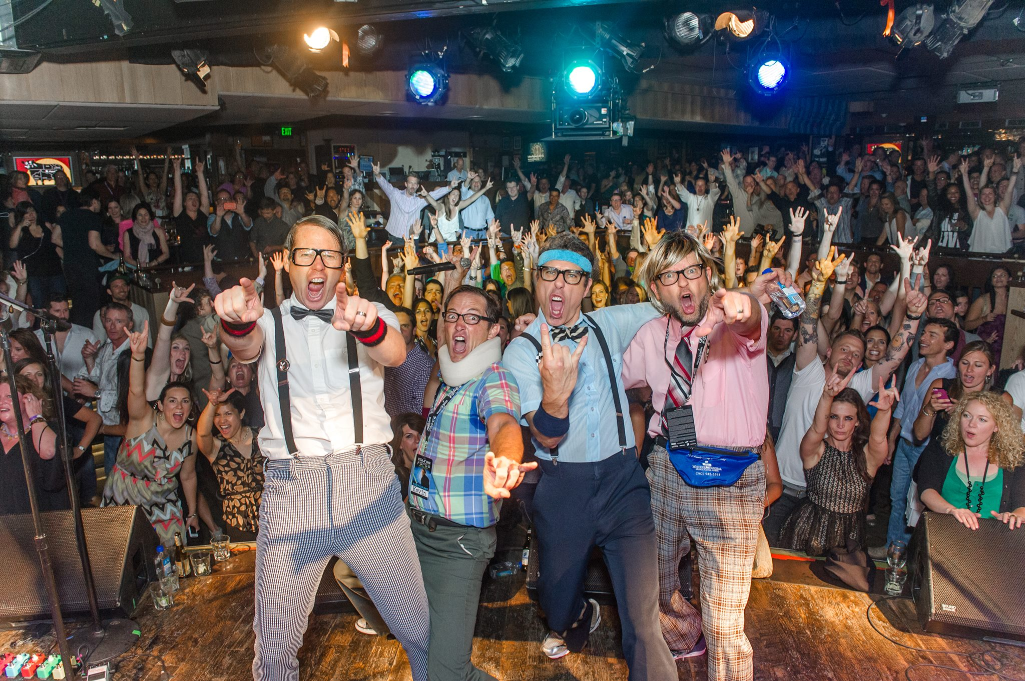 Spazmatics-Food-Wine-Classic-in-Aspen