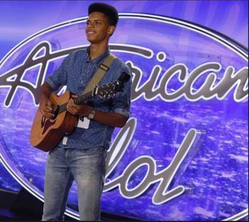 Zach American Idol