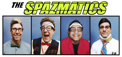 The Spazmatics. Courtesy image.