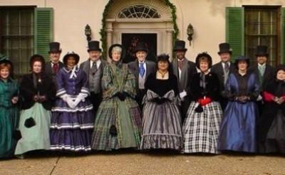 The Viva Vocé Victorian Carolers